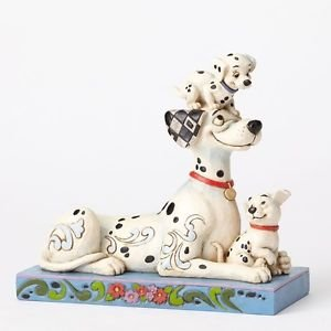 "Jim Shore Disney Traditions ""Puppy Love"""