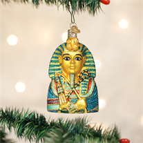 OLD WORLD CHRISTMAS KING TUT Ornament