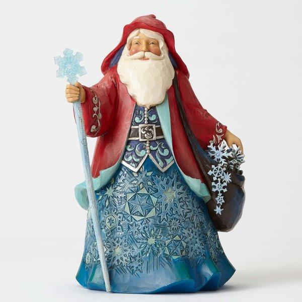 Jim Shore Father Frost Figurine