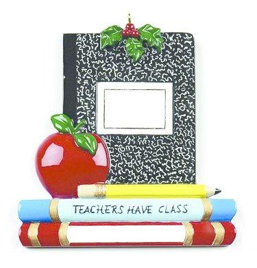 TEACHERS HAVE CLASS PERSONALIZED ORNAMENT