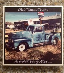 Old Times There - Original Mississippi Delta Photography Coasters