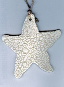 Starfish Ornament or Magnet