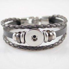 Leather Bracelet_KB0829-G