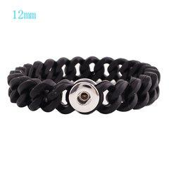 Small Mini Bracelet_KB9721-S_Silicone_Stretch