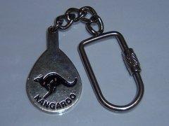 Vintage Kangaroo Keychain.