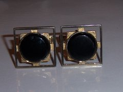 Asian Inspired Vintage Cufflinks