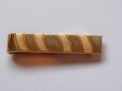 Banded Vintage Tie Slide.