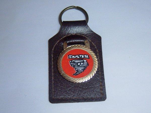Vintage Duster Keychain.