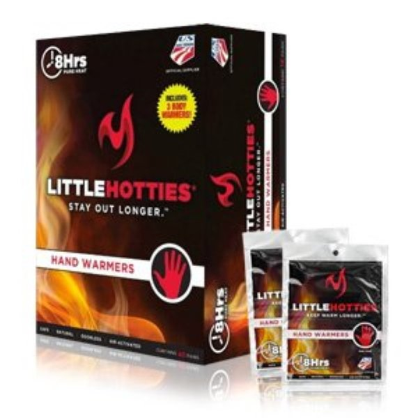 Little Hotties Air Activated Warmers, 40 Hand Warmers