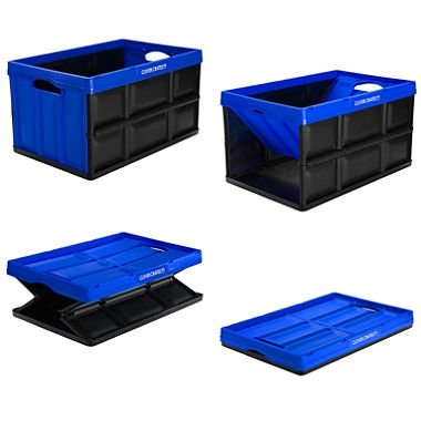 Clever Crates Extra Large 62-L/16.3-Gl On-Demand Folding Crate
