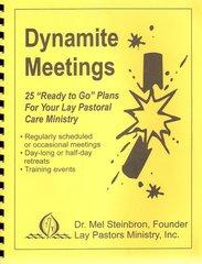 Dynamite Meetings Manual by Mel Steinbron