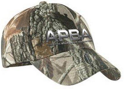 APBA Port Authority® Pro Camouflage Hat-embroidered (chrome logo)