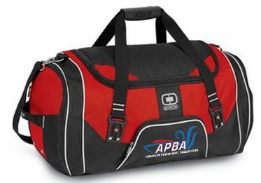 APBA OGIO® - Rage Duffle Bag-embroidered