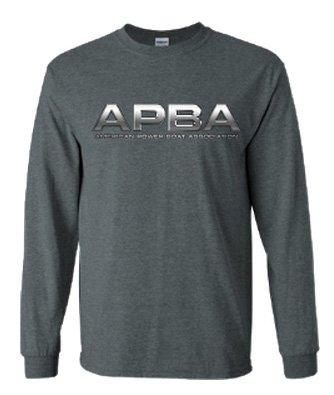 APBA Long Sleeve T-Shirt (Chrome Logo)