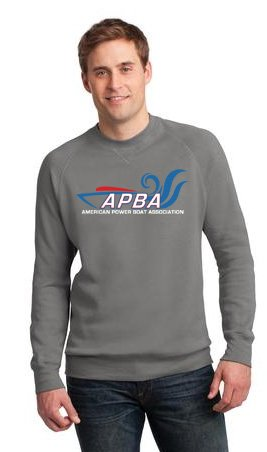 APBA Crew Neck Sweatshirt