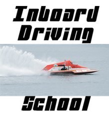 Inboard Driving School - August 12-13 Pateros, WA