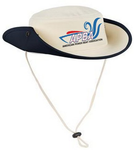 APBA ambroidered Outback Hat