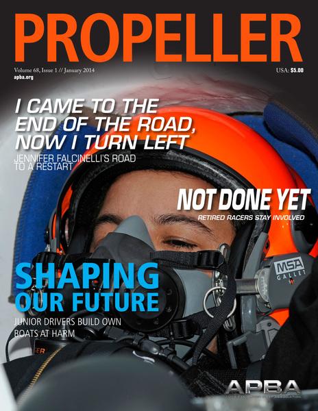 01-Propeller Magazine January 2014