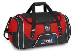APBA OGIO® - Rage Duffle Bag-embroidered