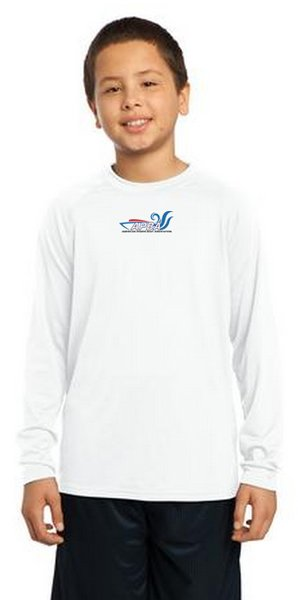Youth Long Sleeve Ultimate Performance Crew