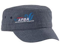 APBA Military Hat-embroidered
