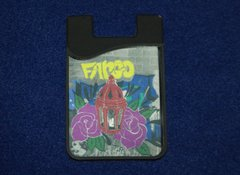 Fargo Lamp Graffiti Card Caddy