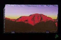 "8.5"" X 4.5"" Badlands Graphic Dreamscape 2 Slate"