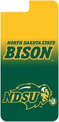 iPhone 7+ & 8+ NDSU Bison & Primary Gradient 2 Dauphin™ Hard Rubber Case Phone Case