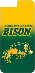 iPhone 7+ & 8+ NDSU Bison & Body Gradient 2 Dauphin™ Hard Rubber Case Phone Case