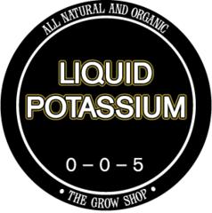 Liquid Potassium
