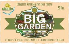 Big Garden, Flower