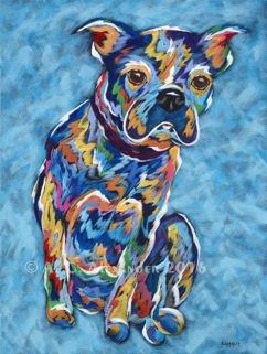 Enough Already - Boston Terrier