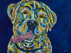 In The Mood For A Good Time - Labrador Retriever