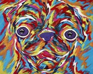 I'm So Happy - Pug