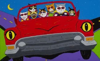 The Catillac - Cats