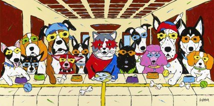 The Last Meow - Cat, Dogs