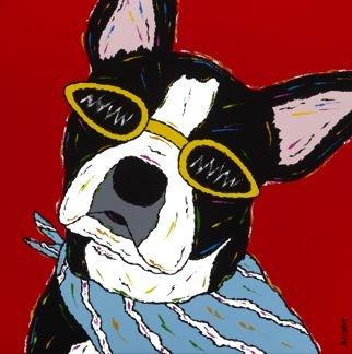 Huh? - Boston Terrier