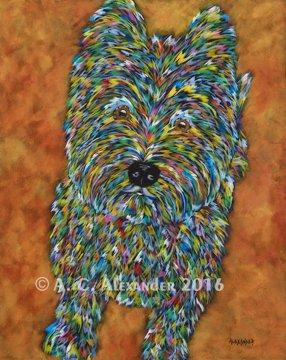 I'm Ready - West Highland Terrier