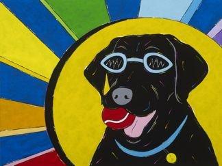 You Are My Sunshine - Black Labrador Retriever