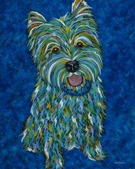 Spoiled Rotten - West Highland Terrier, Westie