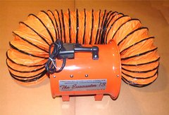 "Evacuator 13 - 13"" Explosion Proof Evacuation Fan"