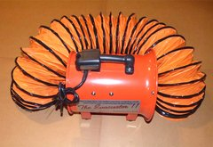 "Evacuator 11 - 11"" Explosion Proof Evacuation Fan"