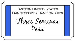 Three Seminar Pass