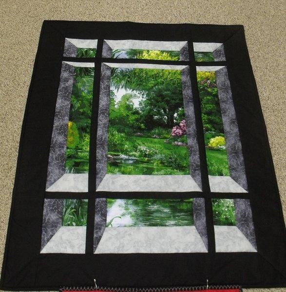 Windows on the East Park Landscape | Uniquely Yours Quilt Shop : uniquely yours quilt shop - Adamdwight.com