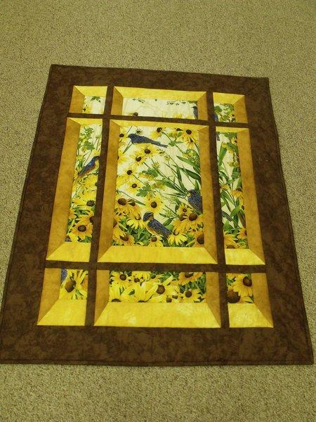 Bluebirds Window on the East Kit | Uniquely Yours Quilt Shop : uniquely yours quilt shop - Adamdwight.com