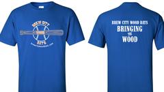 Brew City Wood Bat Company Shirts