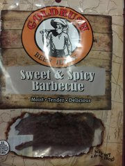 Gold Rush Sweet & Spicy Barbecue