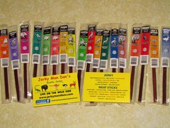 Meat Stick Sampler The Tast of the Wild