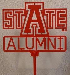 Arkansas State University Yard Sign - Alumni
