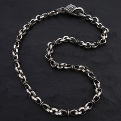 08. Geo-008 - SterlingSilver/Necklace